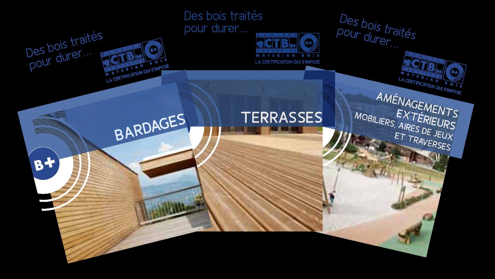 fiches pratiques pour usage badarges, terrasses et aménagements extérieurs
