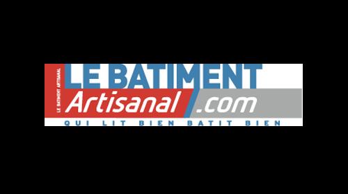 logo du magazine le bâtiment artisanal