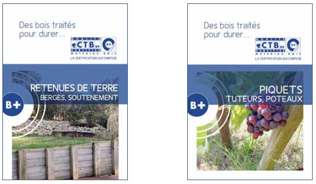 2 fiches pratiques dédiées à l'emploi du bois en milieu agricole