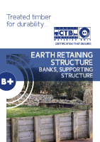 Practical sheets – Earth retaining structure