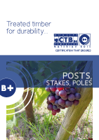 Practical sheets – Posts, stakes, poles