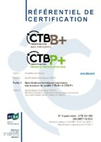 SPECIFICATIONS TECHNIQUES COMMUNES CTB-B+ & CTB-P+