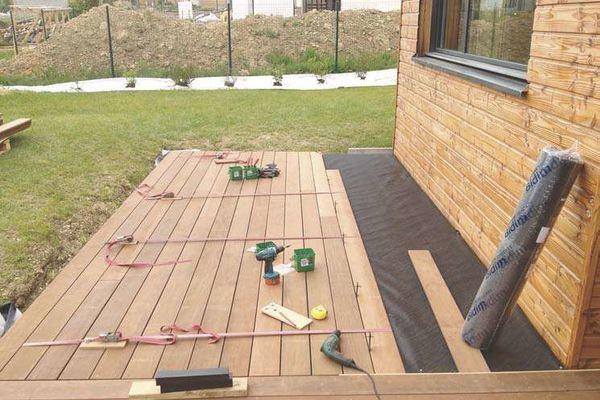 Terrasses et platelages extérieurs bois (2/2) – Des origines variées