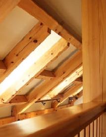 Exemple d'emploi du bois en classe 2