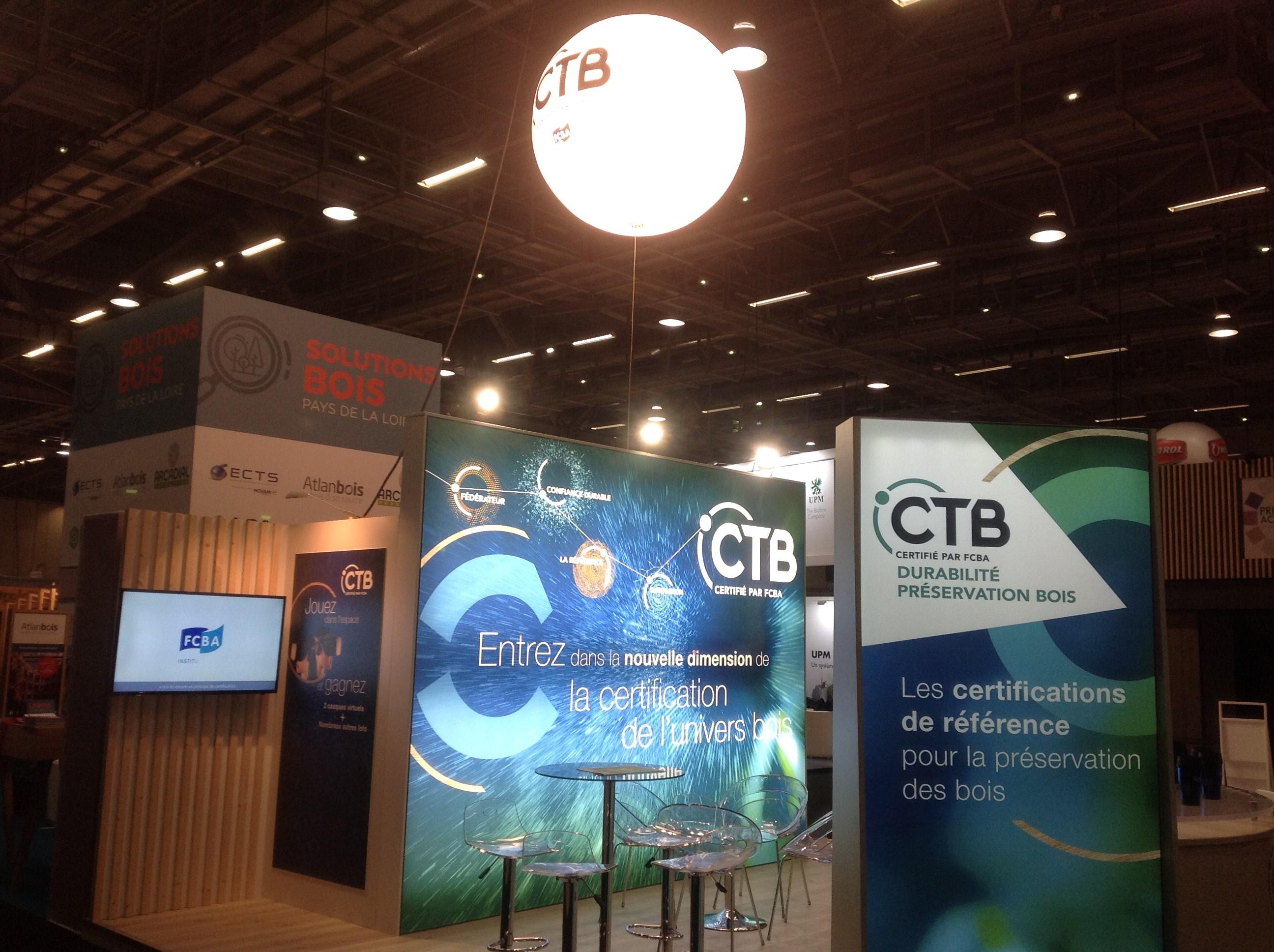 Lancement de la marque CTB, la certification de référence pour la globalité de l'univers du bois