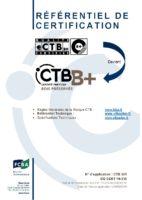 REFERENTIEL TECHNIQUE CTB-B+